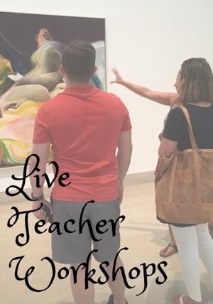 Live Teacher Workshops